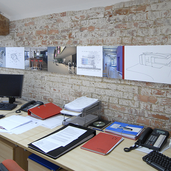 Nebulo Design Workspace Aesthetics