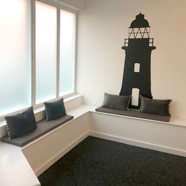 Lighthouse43 Cheriton interior design